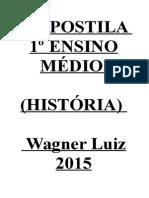 Apostila 1º Ensino Médio - 2015