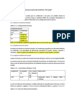 Construcción y Certificación Para La Pista Del Aeródromo