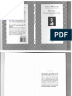"""Deleuze """"Spinoza-Filosofia-Practica"""" Cap 2 y 3"""
