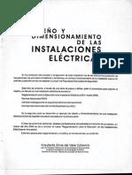 Diseño y Dimensionamiento de Las IE - PARTE 1