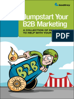 Jumpstart Your B2B Marketing