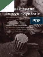 Soleb, Karnak avant la xviiie dynastie (Extrait)
