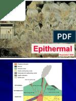 3Epithermal Deposits