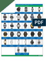 Catalogo de Relojes Enero 2015-Hombre