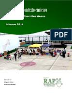 Sistematizacion Ludoteca en contexto de Encierro - RAP