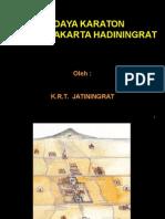 BUDAYA KRATON YOGYAKARTA