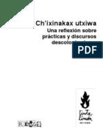 Ch'ixinakax utxiwa