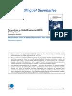 Perspectiva OCDE