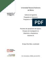 Ensayos de Investigación en Urbanismo y Arquitectura Vol III, 2014-2