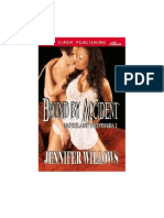 Jennifer Willows - Bound by Accident (Moreland Brothers #1)