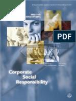 WBCSD CSR Report 2000