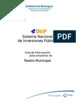 19 - Guia Sectorial Rastro Municipal Final