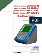 Documentatie Osciloscop METRIX OX_6xxx