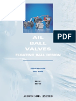 AIL Process Ball Valve