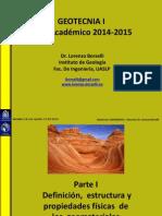 Geotecnia 1 Parte I