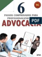 6 Passos Profissionalizar Advocacia