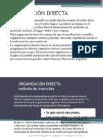 Organización Directa