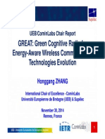 UEB CominLabs Chair Report Honggang Zhang 2014 1201