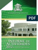 U DE QROO INFORME 2012.pdf