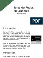 Modelos de Redes Neuronales