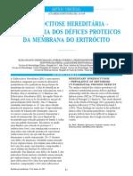 Esferocitose Hereditaria Artigo