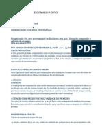 Processo Civil de Conhecimento.doc