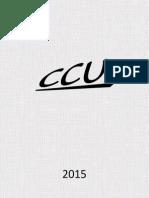 CCU Catalogo 2015