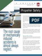 AOPA ASF Propeller Safety
