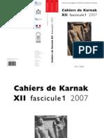 Karnak Xii (Extrait)