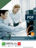 Equipos de Automatizacion Siemens 2013