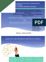 Modelo Instruccional Reflexivo