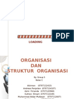 Organisasi Dan Struktur Organisasi
