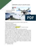 Drone Walkera QR X350 PRO RTF Con Devo F7
