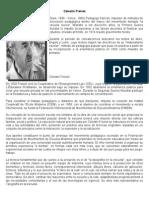 Célestin Freinet (investigacion)