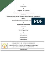 Format Proj C