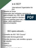 ISO - Conceitos