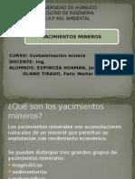 Yacimientos Mineros - Peru