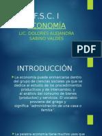 F.S.C. 1 ECONOMIA