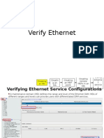 Verify Ethernet