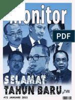 Majalah Monitor TVRI 72/1-2015
