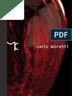 CARLO MORETTI Catalogo Completo
