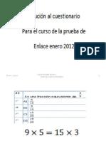 PRESENTACION ENLACE 2011