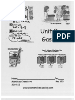 unit 9 gases packet