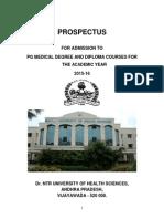 Pg Prospectus 2015