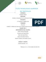 RESUMEN METODO DE PORCIENTOS INTEGRALES