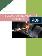 Soldadura Blanda (Soldering)