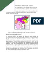 Provincias Geológicas del Escudo de Guayana.docx