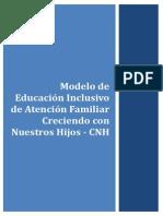 Guia Metodologica Premilinar Del Servicio Cnh