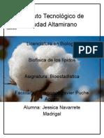 Lipidos, biofisica