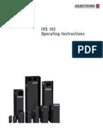 94 79 IVS102 HighPower OperatingInstructions MG12P202